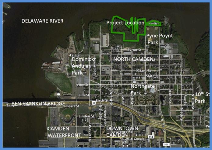 Congressman Norcross Announces $750K Federal Grant for Camden Waterfront Park