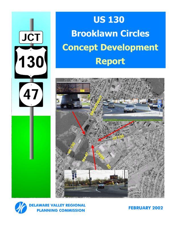 Brooklawn Circles Concept Revelopment Report