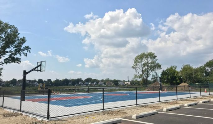 Bellmawr Recreation Enhancement Waterfront