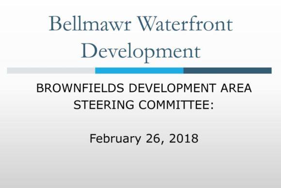 Bellmawr Waterfront Development