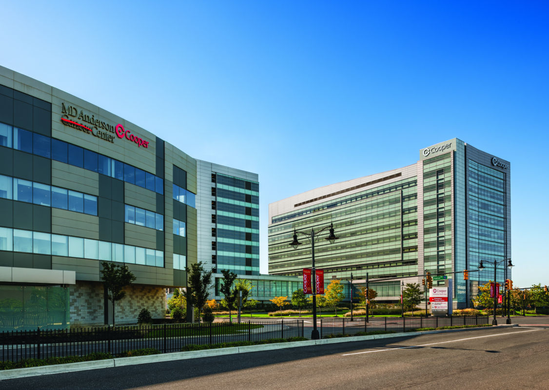 Cooper University Health Care Recognized as a Top Performing Hospital For Congestive Heart Failure in National Rankings