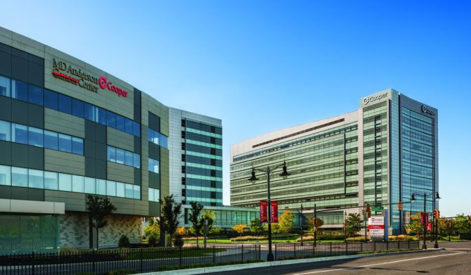 Cooper University Health Care Recognized as a Top Performing
