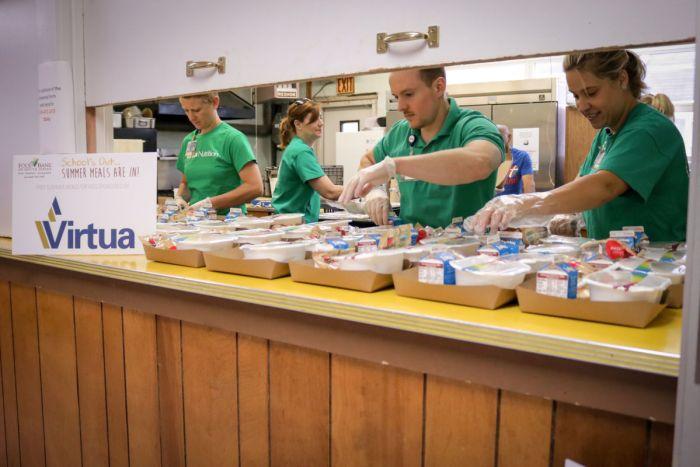 Food Bank of South Jersey Virtua