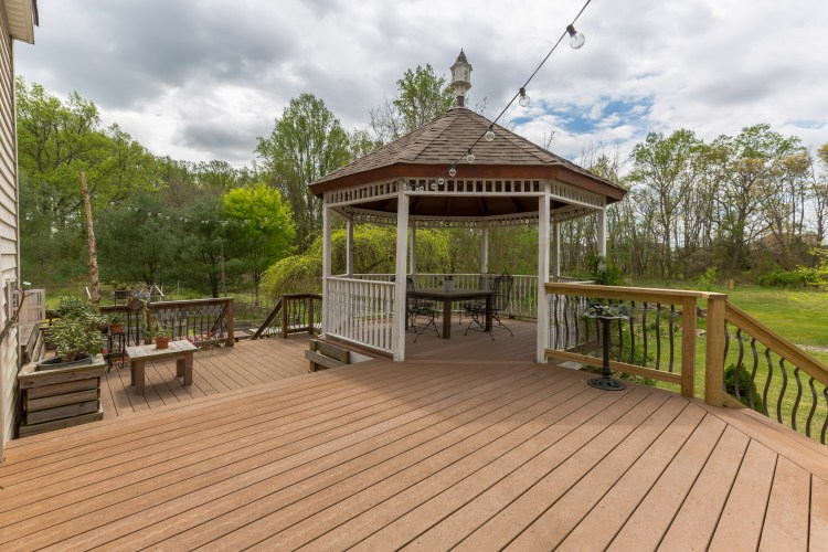 Deck and Gazebo 414 Long Meadow Drive Mullica Hill NJ