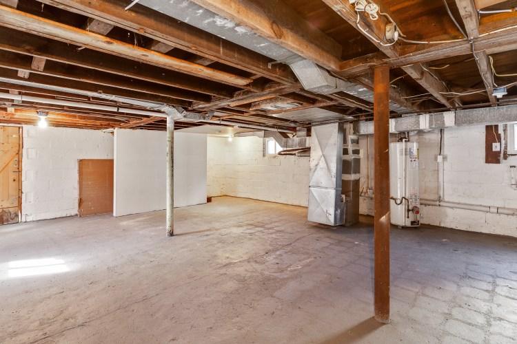 basement of 1765 49th St