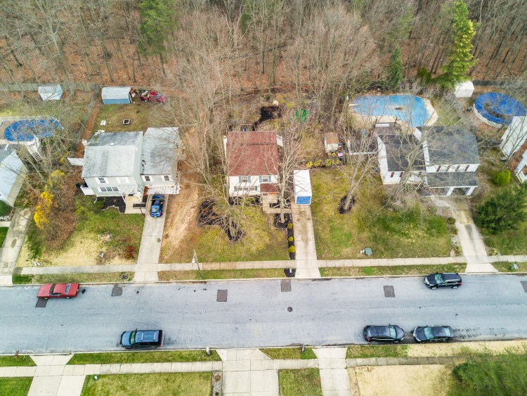 Aerial View of 39 Winfeield Road Sicklerville