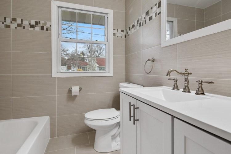 Bathroom at 470 Dickinson