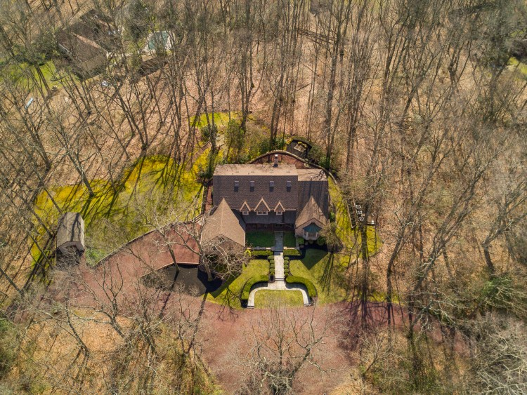 Aerial View of 5 Saint Johns Lane