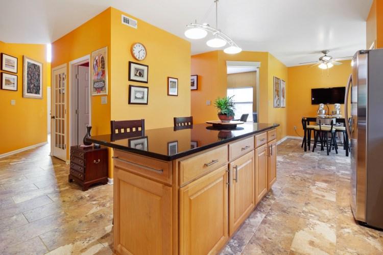 Kitchen at 159 Alyssa Drive MT Royal
