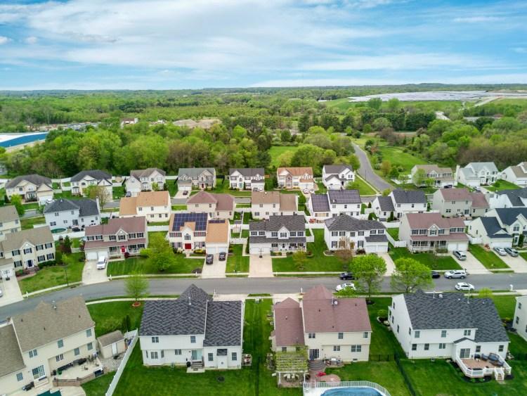 Aerial View of Willow Ridge