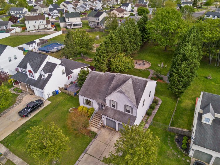 Aerial View 320 Alfred Avenue Glassboro NJ