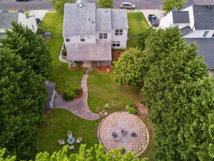 320 Alfred Avenue Glassboro Aerial View