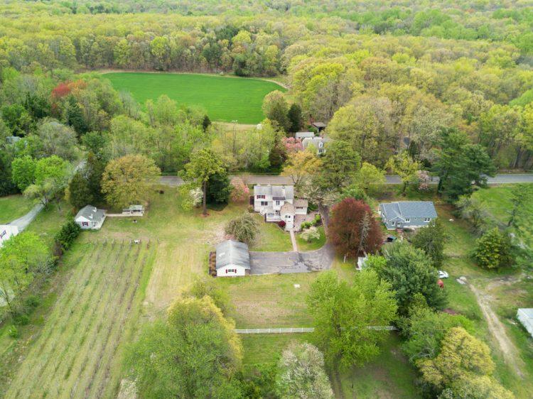 Aerial Photo of 397 Ferrell Road Mullica Hill, NJ 08062