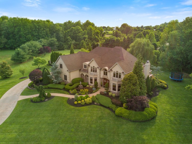 531 Shadowbrook Trail Aerial