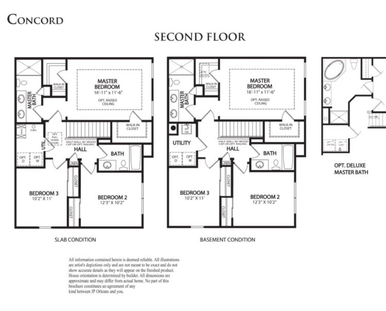 705 Lexington Mews Woolwich second floor plan