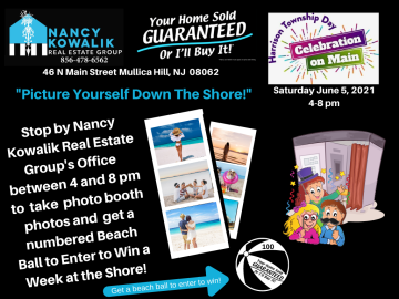 Picture Yourself Down The Shore