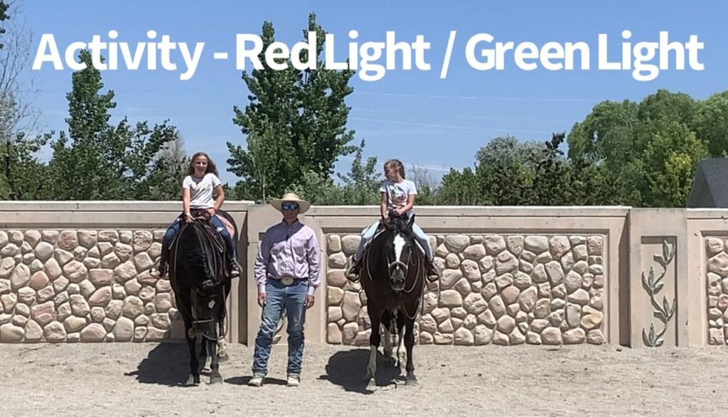 Red light / Green light