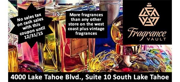 Fragrance Vault