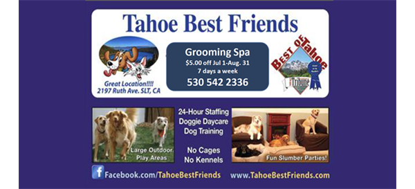 Tahoe Best Friends