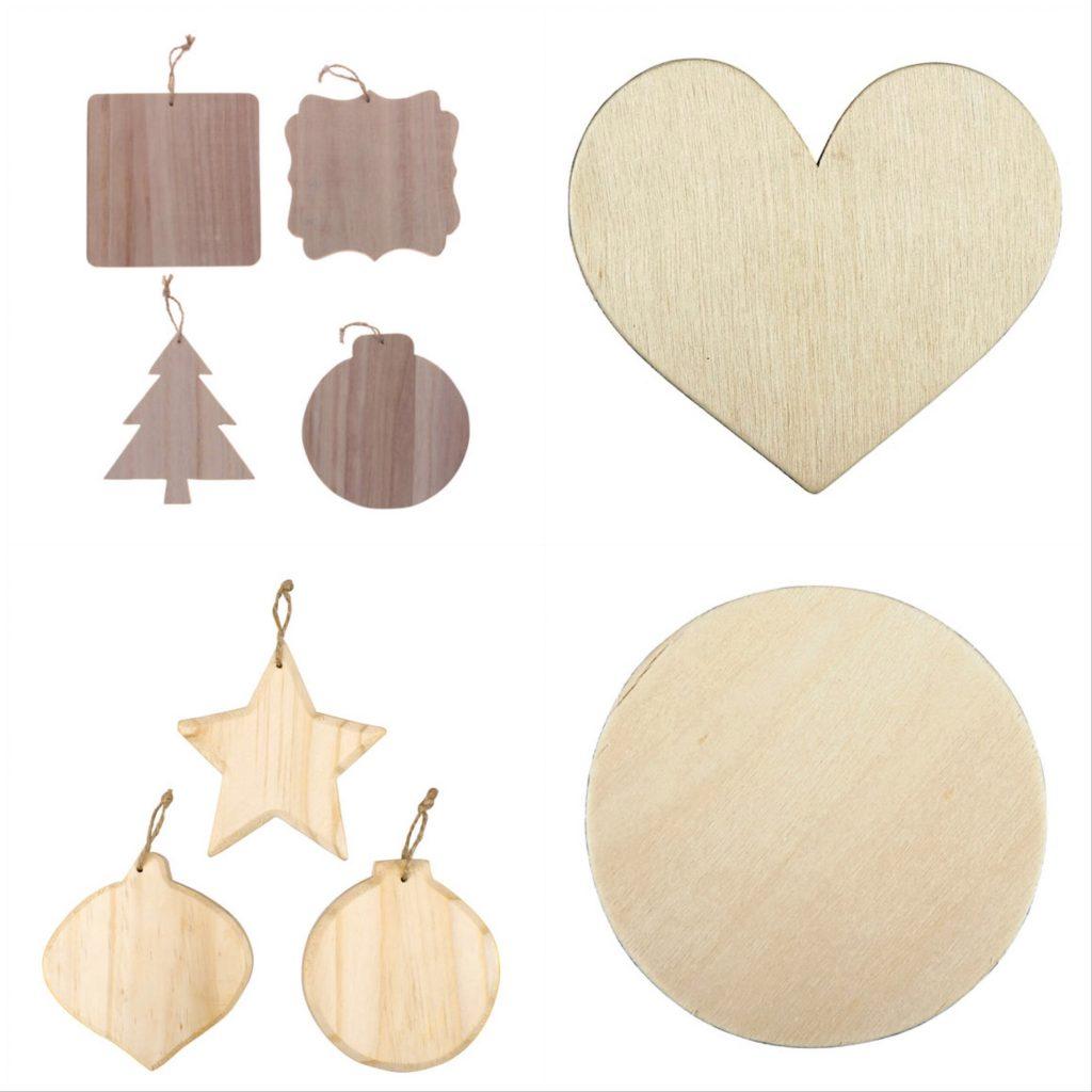 Diy Inkjet Photo Transfer To Wood Ornaments South Lumina Style