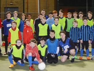 Hayfield Junior Football Club