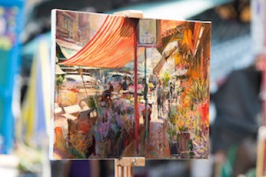 Rob Pointon's work from his time in Hong Kong
