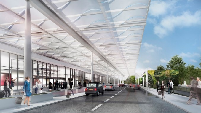 Manchester Airport £1bn regeneration appoints Jacobs Engineering