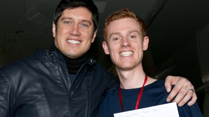 Vernon Kay starts Manchester Airport run – South Manchester News
