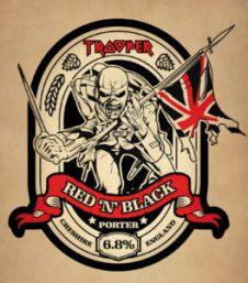 Trooper Red 'N' Black Porter