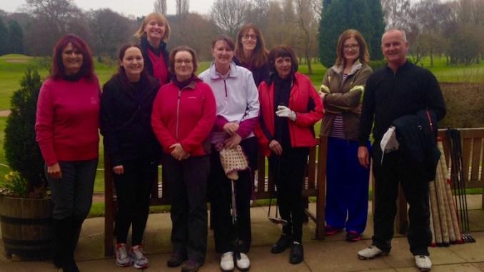 Withington Golf Club's ladies academy