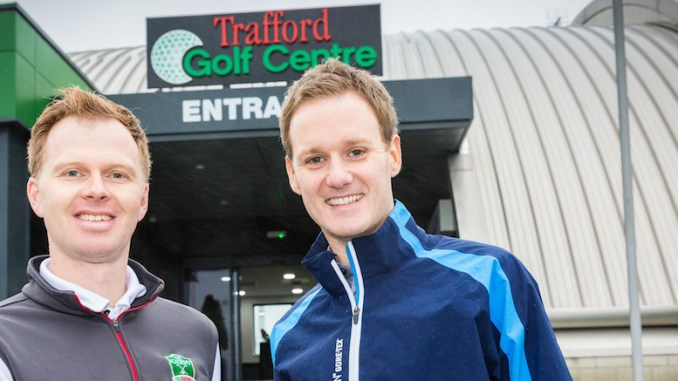 Peter Styes is picturedwith the BBC's Dan Walker