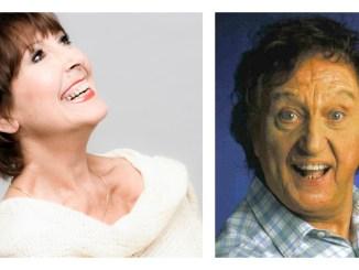 Anita Harris and Ken Dodd