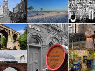 The Vernon Jubilee calendar of Stockport photos
