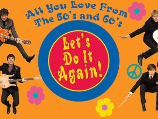 Stockport Plaza is hosting Let's Do It Again