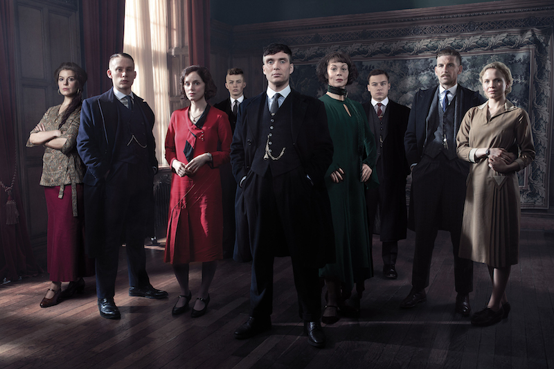 The Peaky Blinders cast