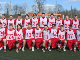 The England under-19 lacrosse team