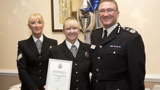 Citizens in Policing Awards - Carolyn Jones