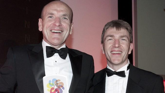 Julian Stafford and Andrew Baggott