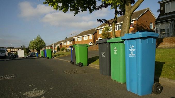 Manchester bins