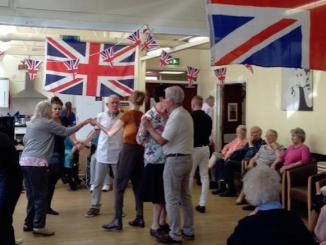 Weekend Dementia Centre chosen as SAS Dainels Charity of the year