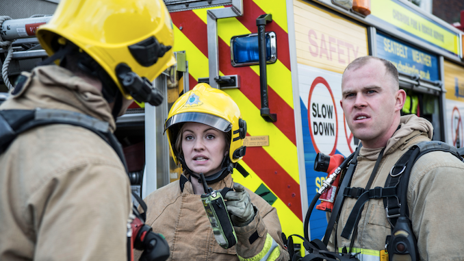 Cheshire Fire and Rescue recuitment campaign