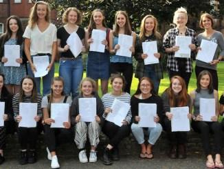 Loreto Grammar School's high flyers