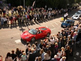 Wilmslow Motor Show 2016