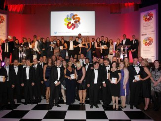 All the winners at the Stockport Business Awards 2016 (M Photographic)