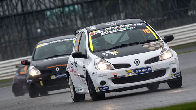 Jack Fabby, 2016 Michelin Clio Cup Series Road Sport Champion