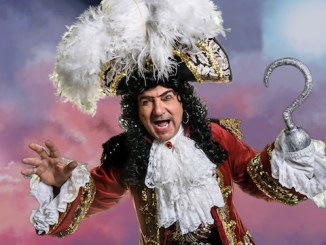 John Altman as Captain Hook