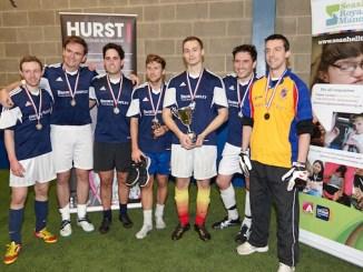 Brown Shipley's triumphant squad