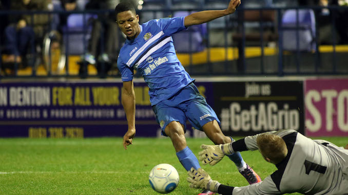 Stockport County v Winsford (www.mphotographic.co.uk)