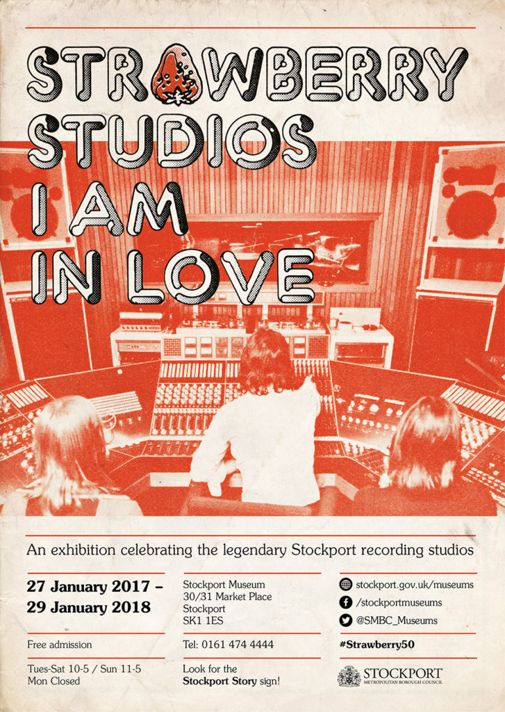 Strawberry Studios: I Am in Love opens on Friday