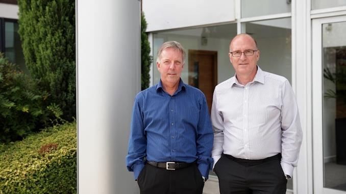 David Nichols and Steve Wilde of The Translation People